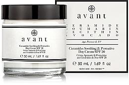 Profumi e cosmetici Crema lenitiva e protettiva, da giorno - Avant Skincare Ceramides SPF20 Soothing and Protective Day Cream