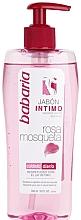 Profumi e cosmetici Gel per l'igiene intima alla rosa canina - Babaria Rosa Mosqueta Intimate