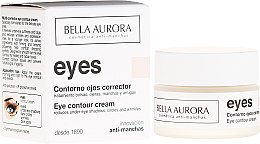 Profumi e cosmetici Crema contorno occhi - Bella Aurora Eye Contour Cream