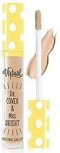 Profumi e cosmetici Concealer con l'effetto di luminosità - Virtual Dr.Cover & Mrs.Bright