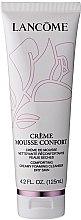 Profumi e cosmetici Crema-schiuma struccante - Lancome Creme-Mousse Confort 125ml
