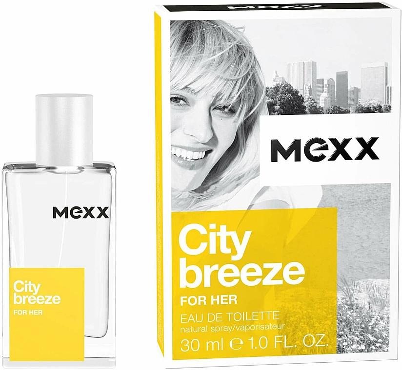 Mexx City Breeze For Her - Eau de toilette