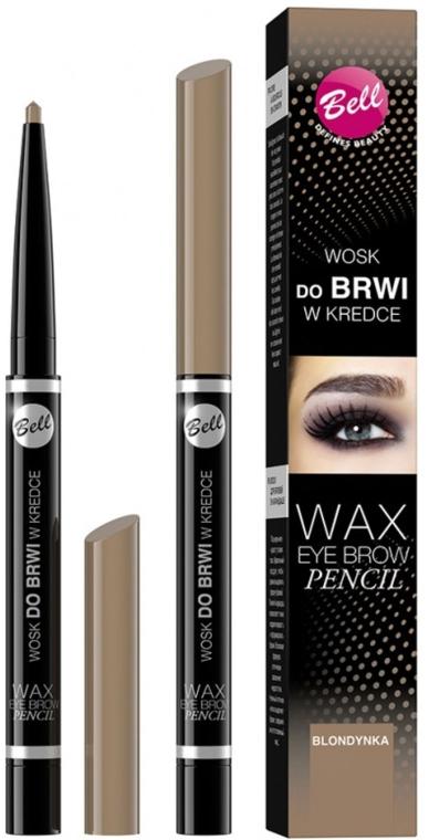 Matita-Cera per sopracciglia - Bell Wax Eye Brow Pencil