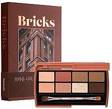Profumi e cosmetici Palette di ombretti - Heimish Dailism Eye Palette Brick Brown
