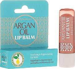 Profumi e cosmetici Balsamo labbra all'olio di argan - GlySkinCare Argan Oil Lip Balm