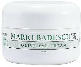 Profumi e cosmetici Crema contorno occhi all'oliva - Mario Badescu Olive Eye Cream