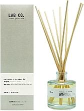 Profumi e cosmetici Diffusore di aromi - Ambientair Lab Co. Patchouli & Cedar