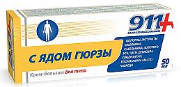 Profumi e cosmetici Gel-balsamo corpo con veleno di Macrovipera lebetina - 911