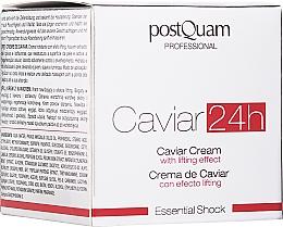 Profumi e cosmetici Crema con effetto lifting - Postquam Caviar 24h Cream Lifting Effect
