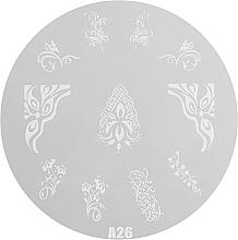 Profumi e cosmetici Stamping per unghie, RN 00410 - Ronney Professional