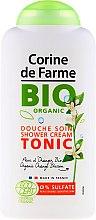 Profumi e cosmetici Bagnoschiuma naturale con estratto di fiori d'arancio - Corine De Farme Shower Cream Tonic