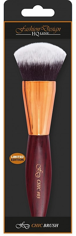 Pennello per cipria e blush, 38051 - Top Choice Fashion Design Chic #03