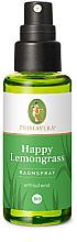 "Profumi e cosmetici Spray profumato per la casa - Primavera Organic ""Happy Lemongrass"" Room Spray"