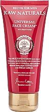Profumi e cosmetici Crema viso universale - Recipe For Men RAW Naturals Universal Face Cream