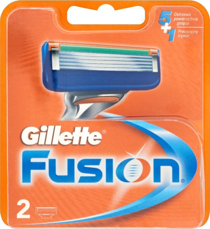 Lamette di ricambio - Gillette Fusion