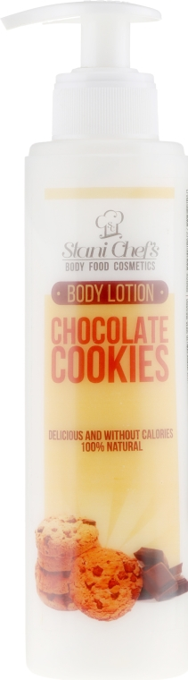 "Lozione corpo ""Biscotti al cioccolato"" - Hristina Stani Chef'S Chocolate Cookies Body Lotion"