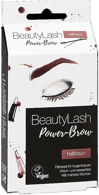 Tinta per sopracciglia - Beauty Lash Power-Brow — foto N1