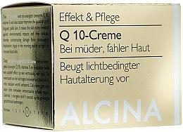 Profumi e cosmetici Crema con Q10 - Alcina Q 10 Creme