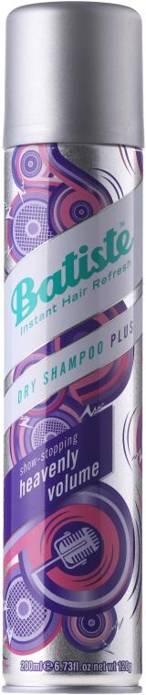 Shampoo secco - Batiste Dry Shampoo Heavenly Volume