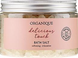 """Profumi e cosmetici Sale da bagno rilassante """"Delicious Touch"""" - Organique"""