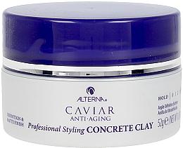 Profumi e cosmetici Argilla per lo styling dei capelli - Alterna Caviar Anti Aging Styling Concrete Clay