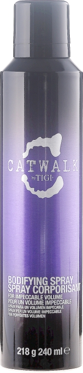 Spray sigillante per volume capelli - Tigi Catwalk Bodifying Spray — foto N1