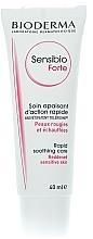 Profumi e cosmetici Crema viso - Bioderma Sensibio Forte Reddened Sensitive Skin