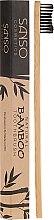 Profumi e cosmetici Spazzolino da denti di bambù - Sanso Cosmetics Natural Bamboo Toothbrushes