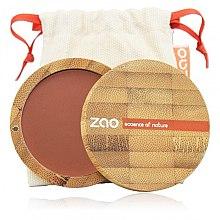 Profumi e cosmetici Blush compatto - Zao Compact blush