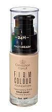 Profumi e cosmetici Fondotinta - Constance Carroll Firm Colour Foundation