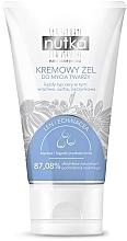 Profumi e cosmetici Gel detergente cremoso viso - Nutka Creamy Face Gel