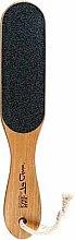 Profumi e cosmetici Raspa piedi, 80/100, 75186, marrone - Top Choice