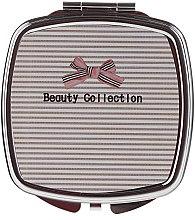 Profumi e cosmetici Specchio quadrato 85635, a strisce - Top Choice Beauty Collection Mirror