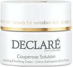 Profumi e cosmetici Crema anti cuperoza - Declare Couperose Solution Stabilizing & Fortifying Cream