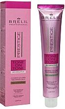 Profumi e cosmetici Crema colorante per capelli - Brelil Professional Prestige Tone On Tone