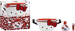 Profumi e cosmetici EP Line Hello Kitty Set - Set (parf/50ml + lip/balm/1pcs + bag)