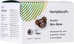 Profumi e cosmetici Balsamo per la pelle sensibile e secca del viso e corpo - Hemptouch Gentle Skin Balm