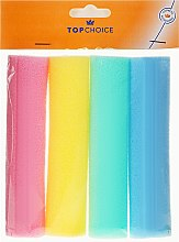 Profumi e cosmetici Bigodini capelli L 3806, 4 pz - Top Choice