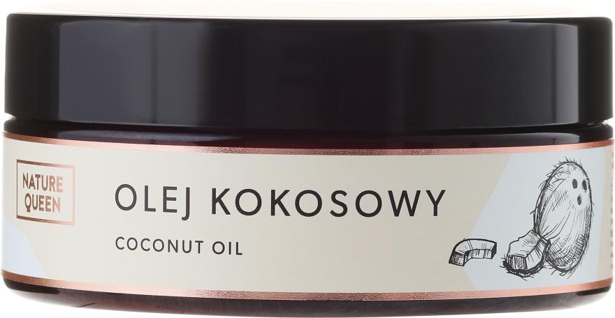 Olio al cocco per il corpo - Nature Queen Cooconut Oil