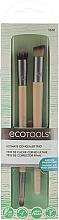 Profumi e cosmetici Set pennelli trucco - EcoTools Ultimate Concealer Trio
