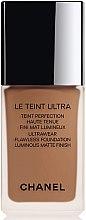 Profumi e cosmetici Fondotinta opacizzante - Chanel Le Teint Ultra Foundation SPF 15