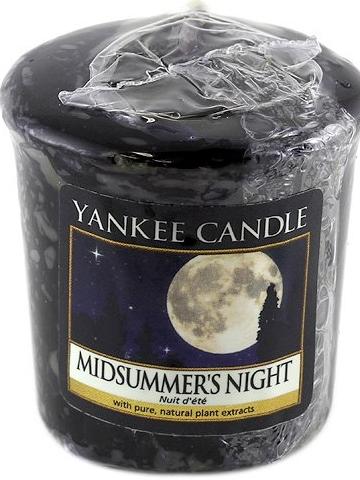 Candela profumata - Yankee Candle Midsummer Night Votive