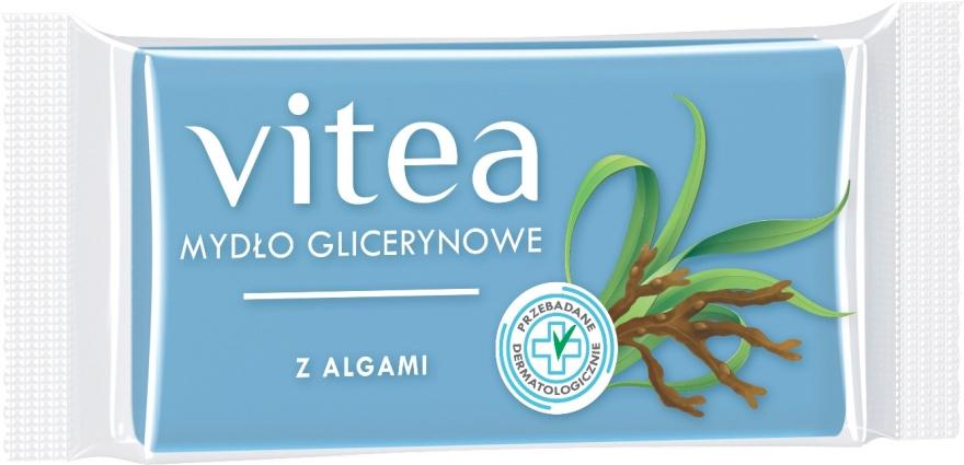 Sapone alla glicerina con alghe - Vitea Glycerin Soap