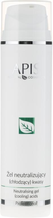 Gel-neutralizzatore per peeling - APIS Professional Home TerApis Neutralising Gel (Cooling) Acids