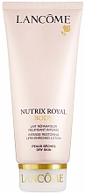 Profumi e cosmetici Lozione per il corpo, per pelli molto secche - Lancome Nutrix Royal Body Intense Restoring Lipid-Enriched Lotion