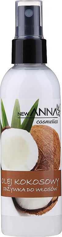 """Balsamo per capelli, senza risciacquo, """"Cocco"""" - New Anna Cosmetics"""