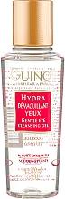 Profumi e cosmetici Gel detergente delicato per contorno occhi - Guinot Hydra Demaquillant Yeux