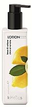 "Profumi e cosmetici Crema mani e corpo ""Limone e Verbena"" - Kinetics Lemon & Verbena Lotion"