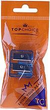 Profumi e cosmetici Temperamatite doppio, 2199, blu - Top Choice