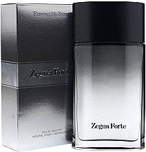 Profumi e cosmetici Ermenegildo Zegna Zegne Forte - Eau de toilette